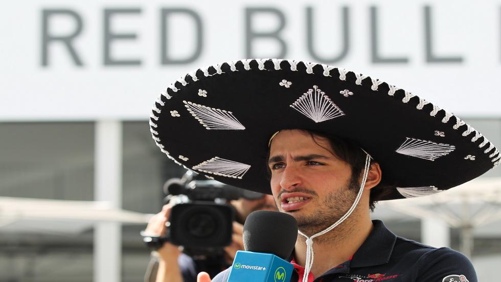Gran Premio de México: Sainz estuvo en la rueda de prensa de la FIA