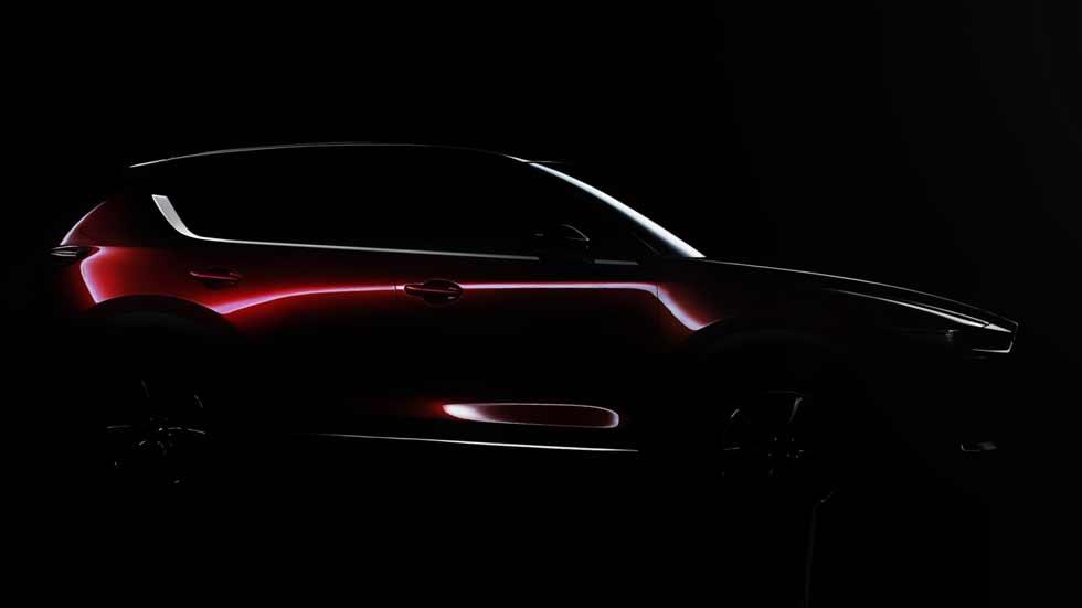 Mazda CX-5 2017: primeros datos y foto