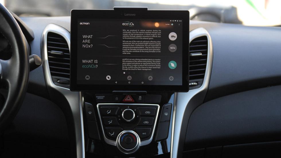 EcoNOX: el nuevo sistema para controlar las emisiones de tu coche (vídeo)