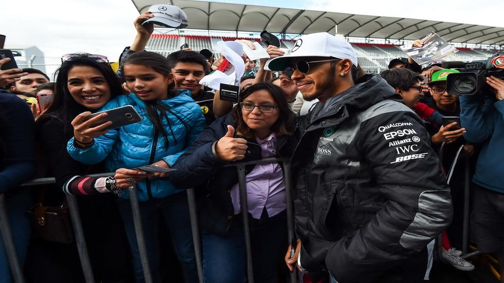 Gran Premio de México: Primera sesión entrenamientos libres