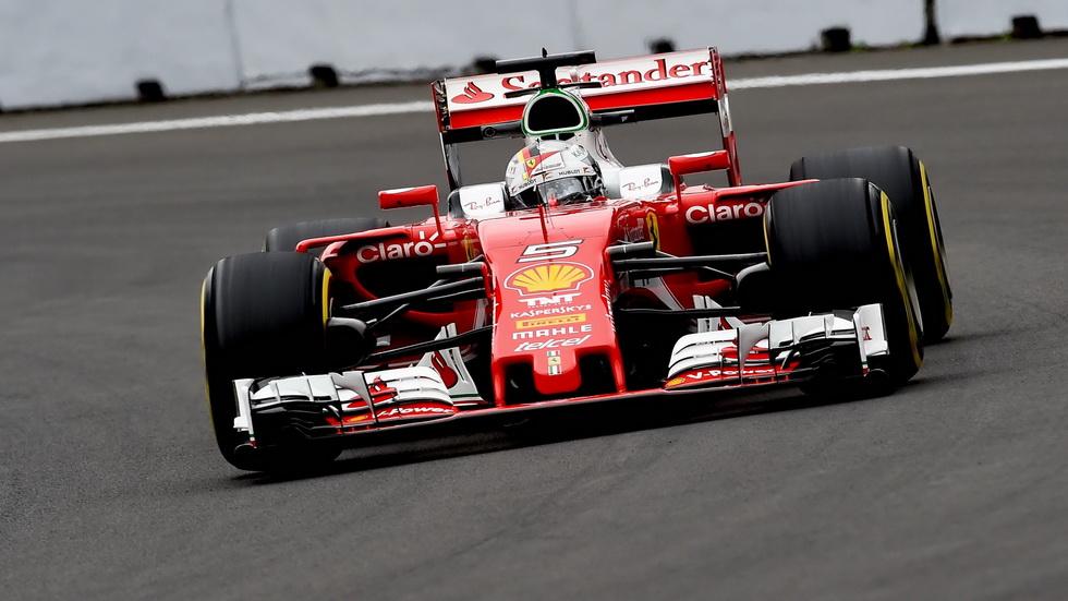 Gran Premio de México: Segunda sesión de entrenamientos libres