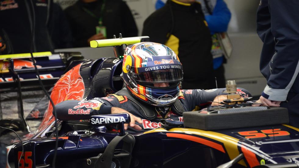 Gran Premio de México: Sainz fue noveno en la segunda libre