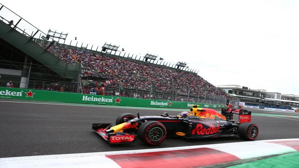 Gran Premio de México: Tercera sesión de entrenamientos libres
