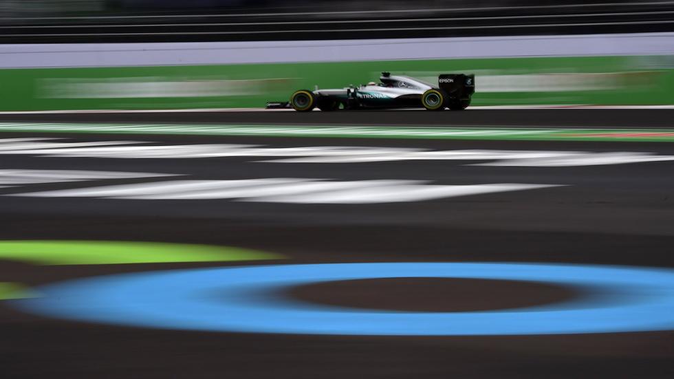 Gran Premio de México: Calificación