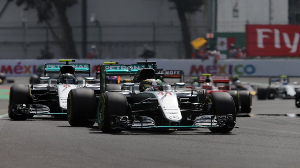 Gran Premio de México de F1: la carrera