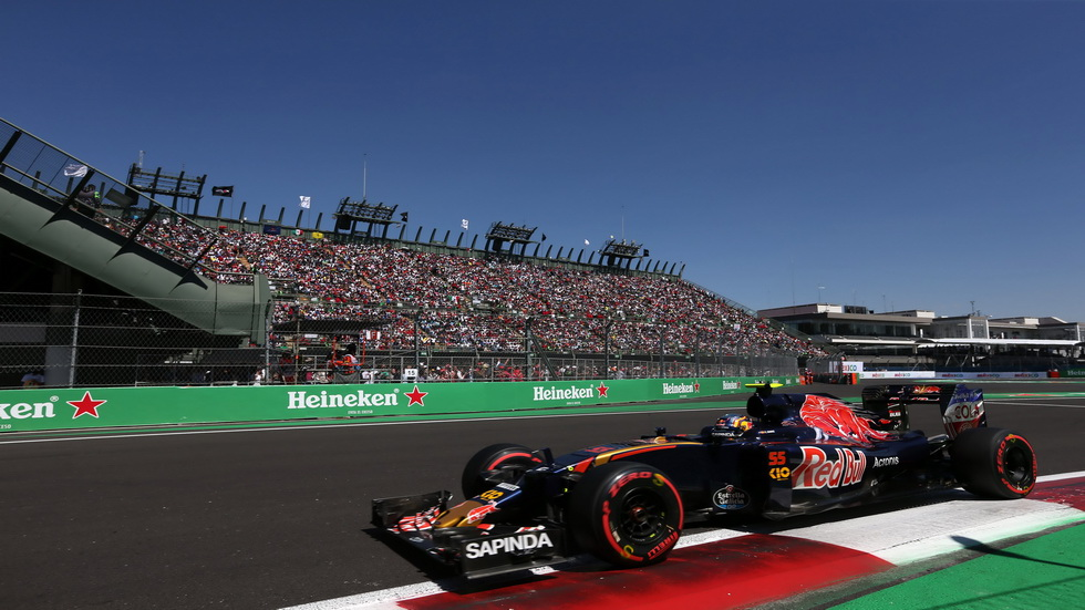 Gran Premio de México de F1: la carrera de Carlos Sainz