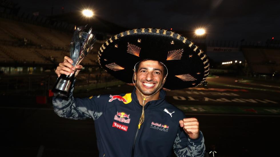 Gran Premio de México: Esta es la foto de la carrera