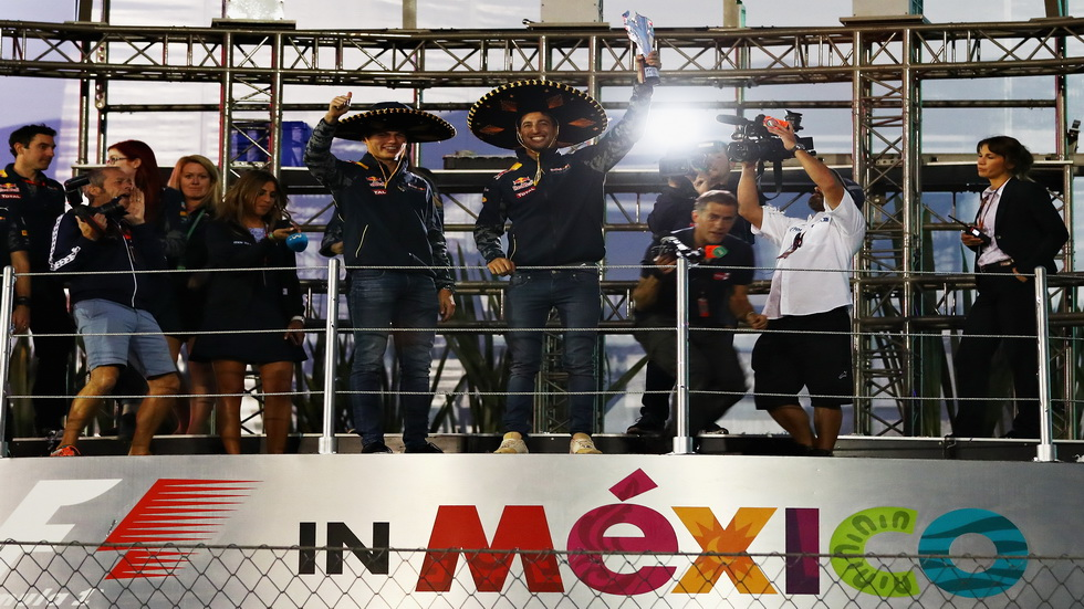 Gran Premio de México: Esta es la clasificación final