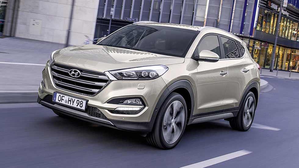 Así es la gama SUV de Hyundai: Tucson, Santa Fe y Grand Santa Fe