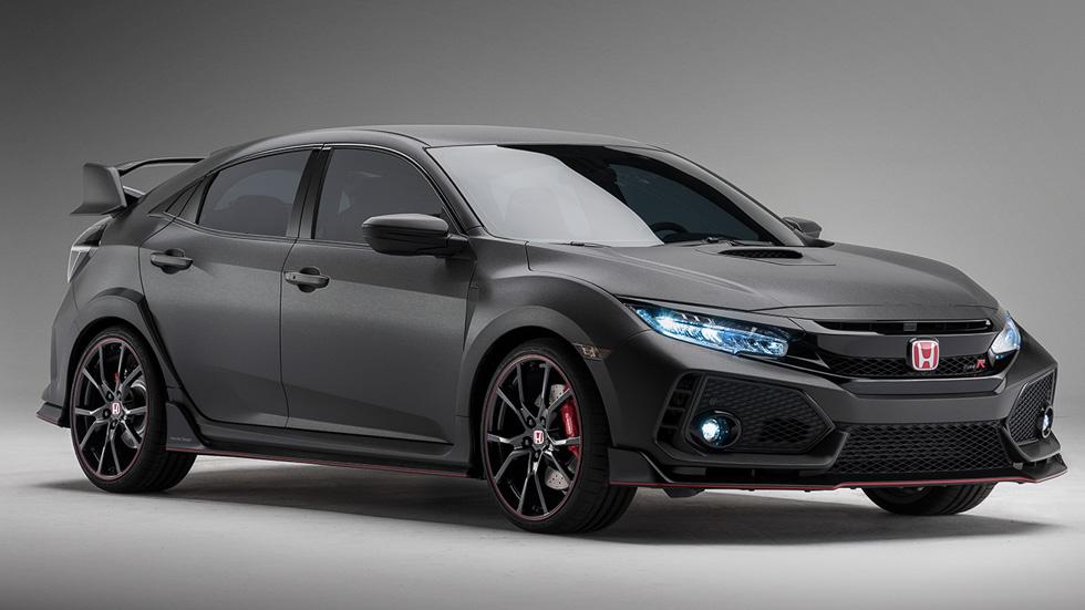 SEMA 2016: Honda Civic Type R Prototipe y otros Honda muy bestias...