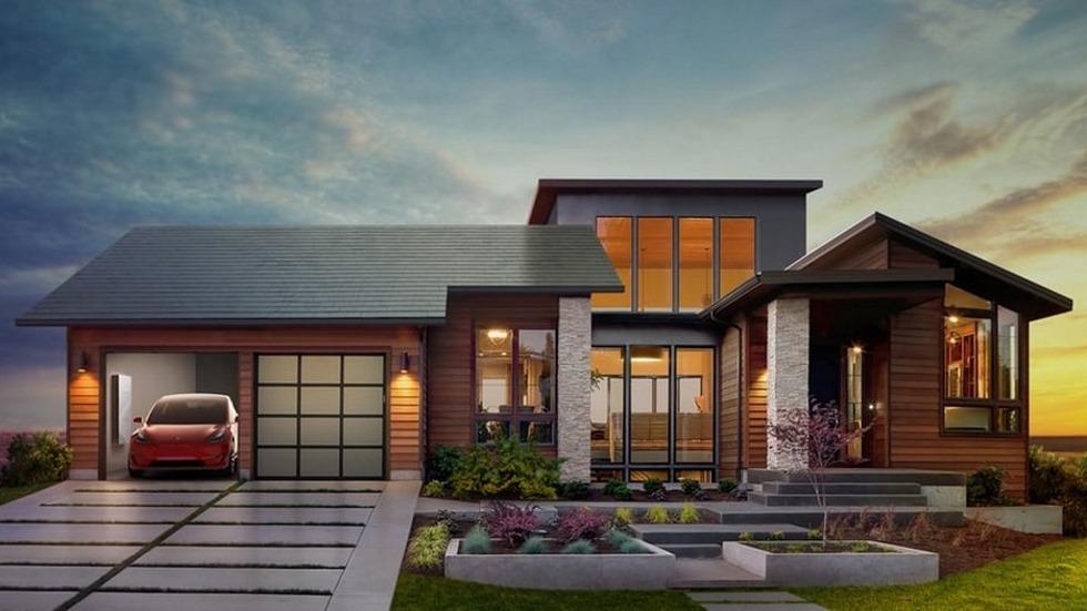 Lo último de Tesla: tejados de energía solar para las casas