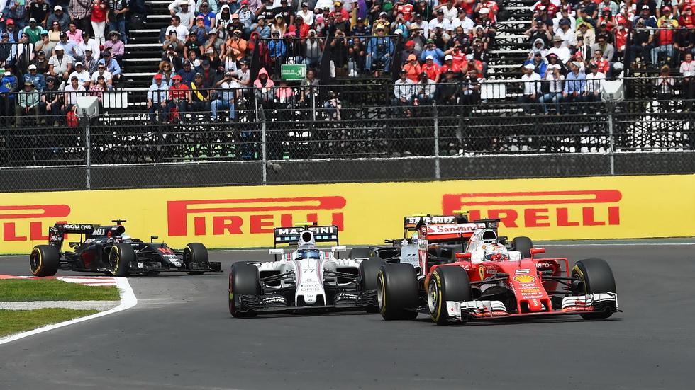 Gran Premio de México: Vettel, perdonado por la FIA