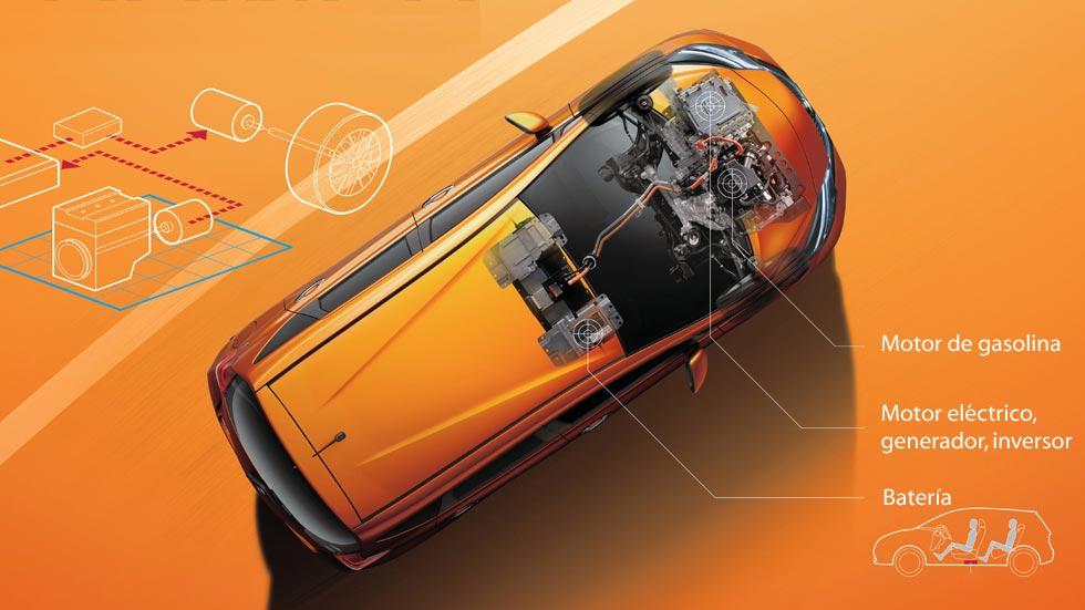 Nissan Note e-Power, eléctrico de autonomía extendida
