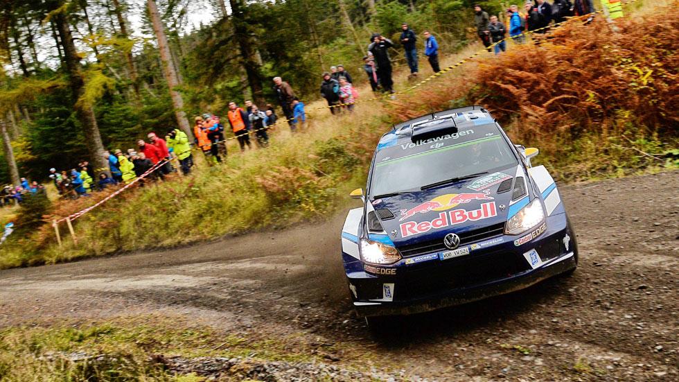 Volkswagen se retirará del Mundial de Rallyes a finales de 2016