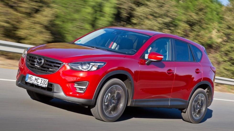 Así es la gama SUV de Mazda: CX-3 y CX-5