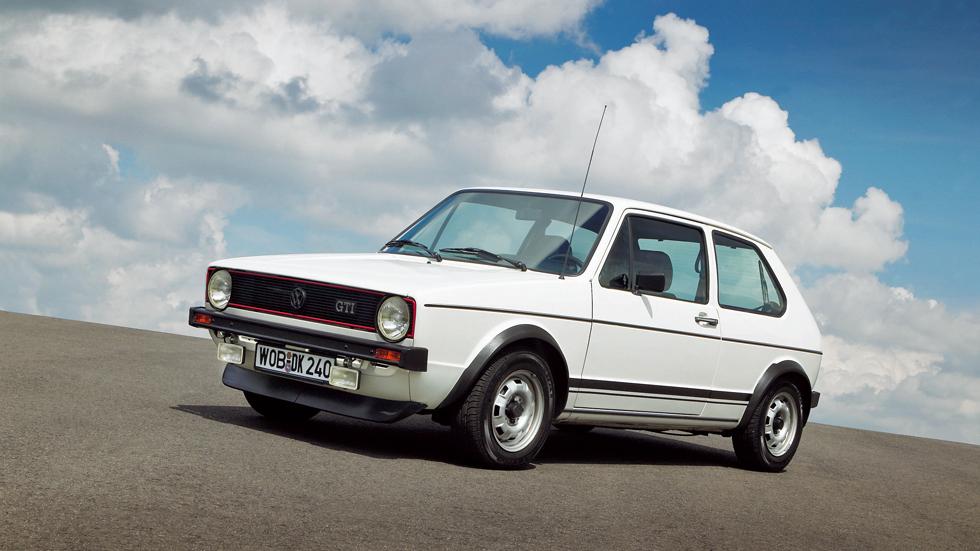 VW vuelve a fabricar piezas de recambio… ¡para el Golf GTI Mk1!
