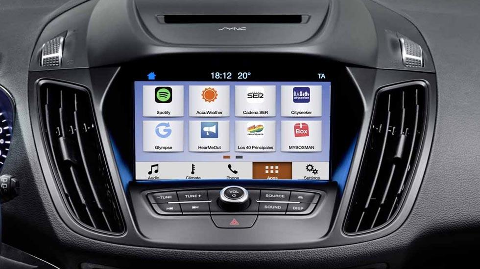 Todos los Ford serán Blackberrys con ruedas
