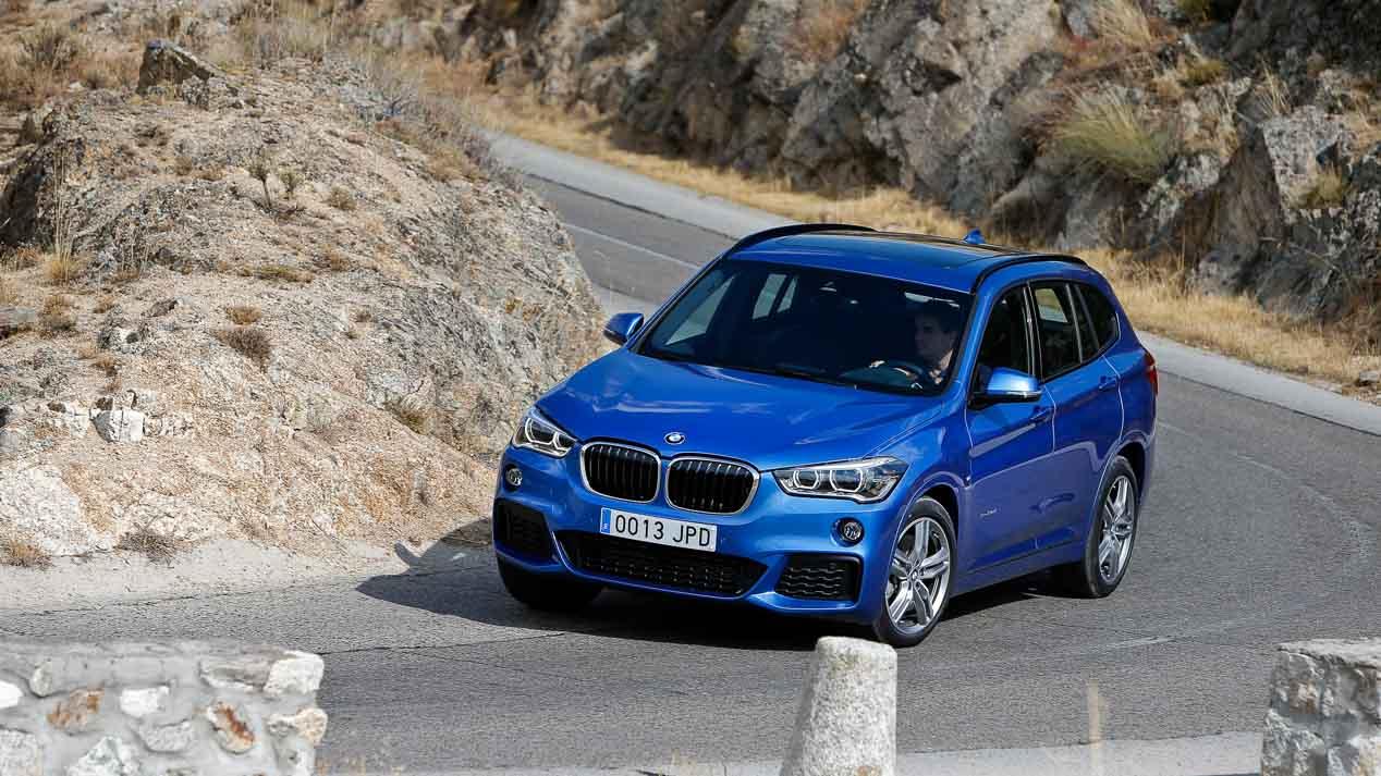 Así es la gama SUV de BMW: del X1 al X6