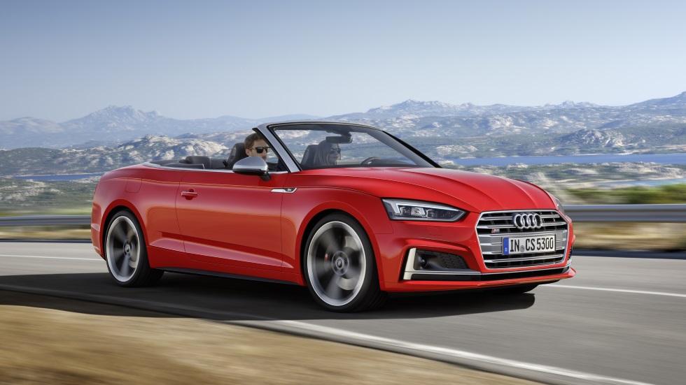 Audi A5 y S5 Cabrio: deportivos, elegantes y descapotables