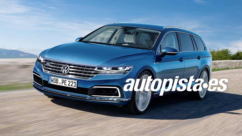 Revista Autopista 2982: los secretos del nuevo VW Passat 2017