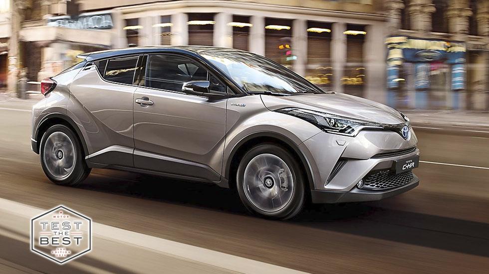Así es la gama SUV de Toyota: C-HR, RAV4, Land Cruiser e Hilux