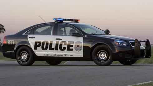 Los coches de policía más rápidos: ¡escápate si puedes!