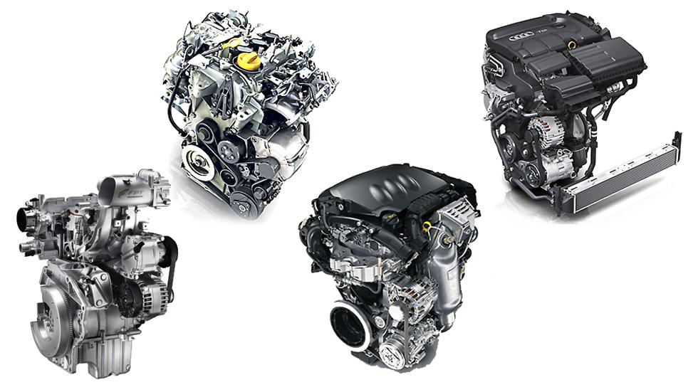 Todos los motores y coches de 3 cilindros del mercado