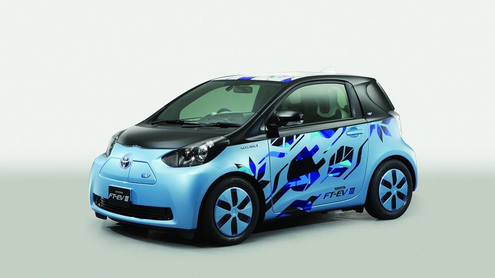 Toyota prepara la producción en masa de coches eléctricos para 2020
