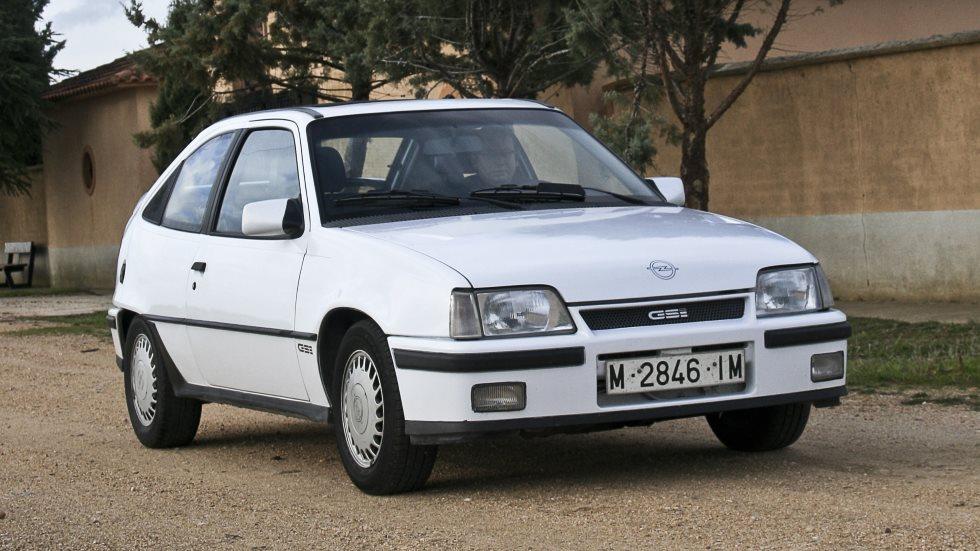 Coches para el recuerdo: Opel Kadett GSi