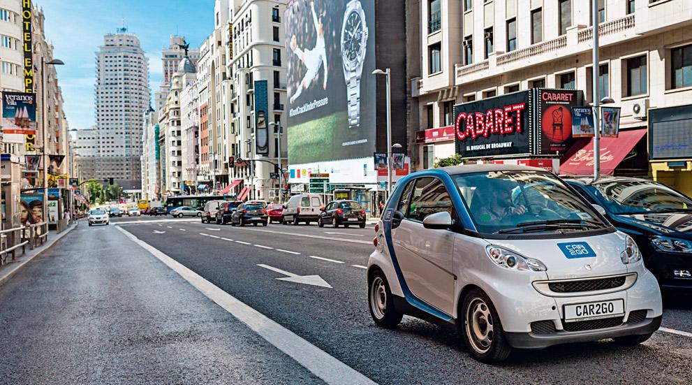 El carsharing y el carpooling, los grandes transportes alternativos en las ciudades