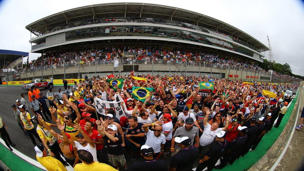 Gran Premio de Brasil de F1: horarios de entrenamientos y carrera