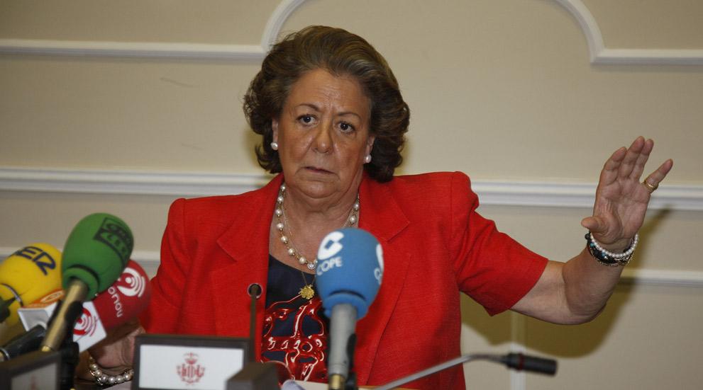 Última oportunidad: vuelven a subasta los coches de Rita Barberá