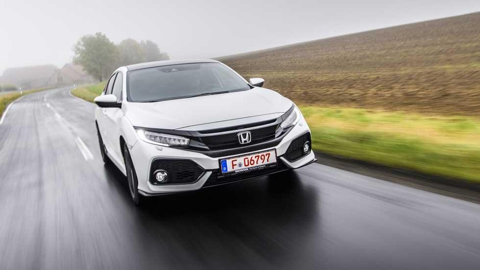 Honda Civic 2017, las novedades de la décima generación (vídeo)