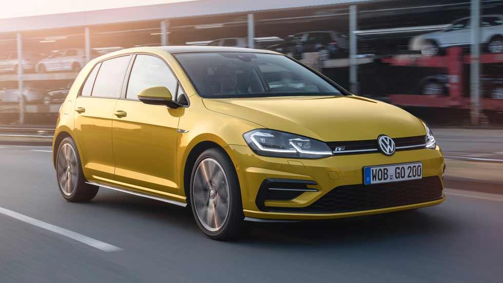Volkswagen Golf 2017: datos y fotos oficiales