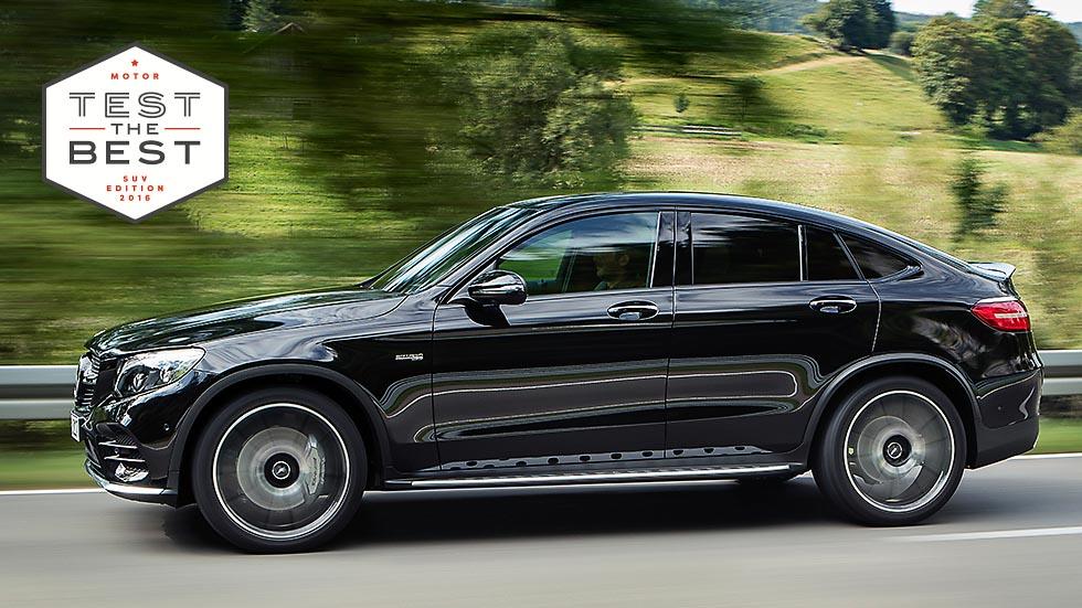 Así es la gama SUV de Mercedes: GLA, GLC, GLC coupé, GLE, GLS…