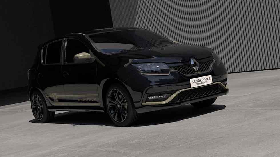 Renault desvela el nuevo Sandero RS Grand Prix