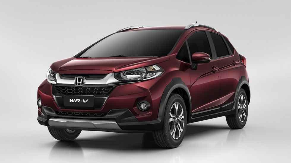 Nuevo Honda WR-V, ¿llegará a Europa?
