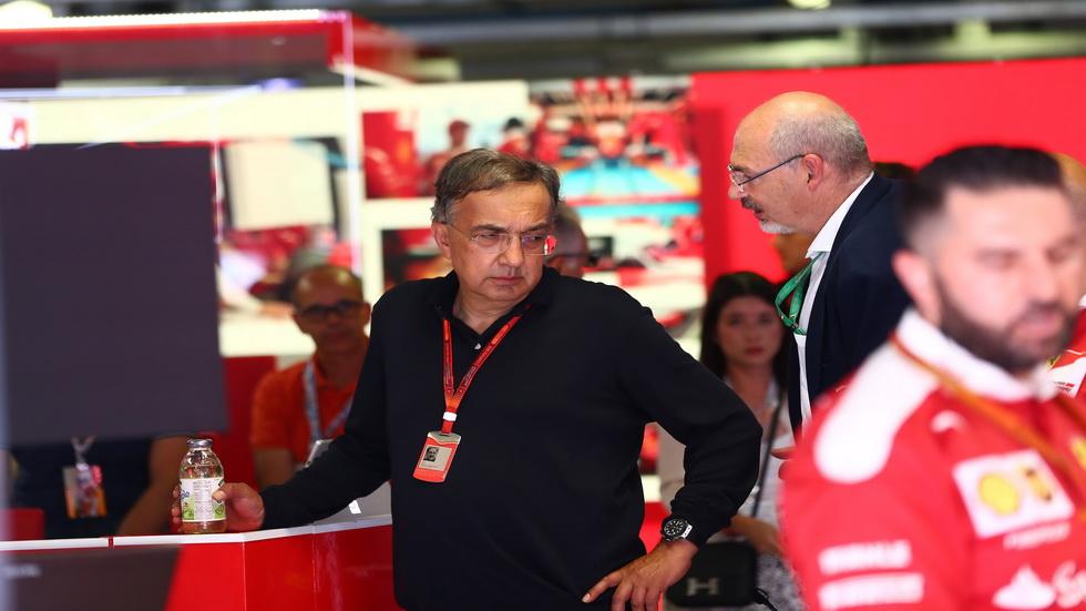 Duras declaraciones de Sergio Marchionne sobre Ferrari y la F1