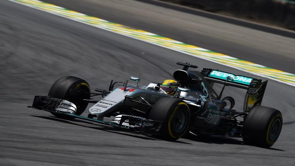 Gran Premio de Brasil de F1: segunda sesión entrenamientos libres