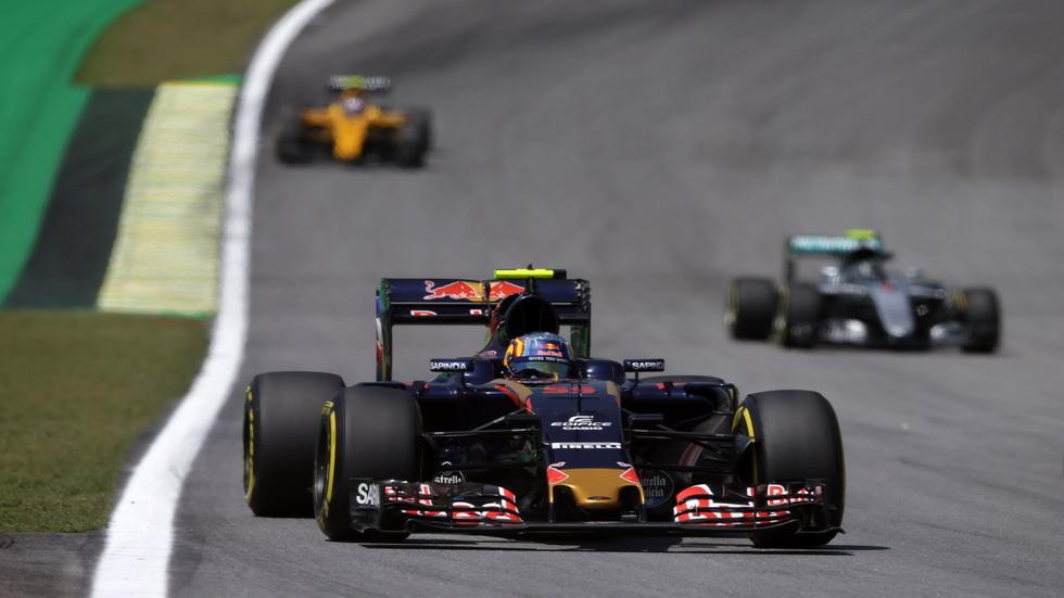 Gran Premio de Brasil: Sainz y Raikkonen, llamados a declarar