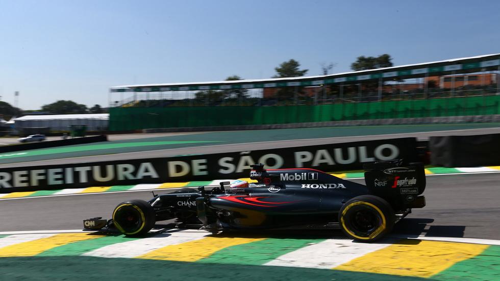 Gran Premio de Brasil: Alonso tuvo problemas con el ERS