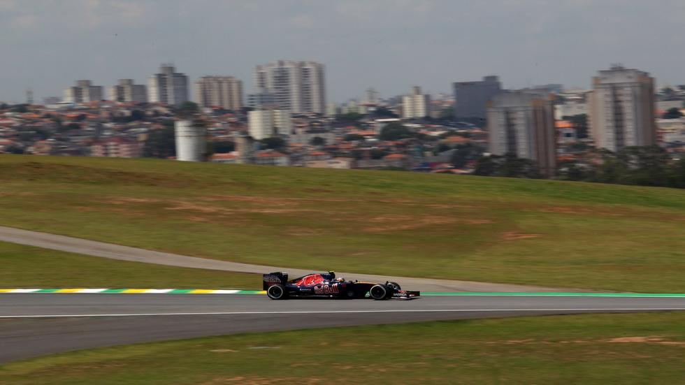 """Gran Premio de Brasil: Sainz opina que ha sido una """"jornada decente"""""""