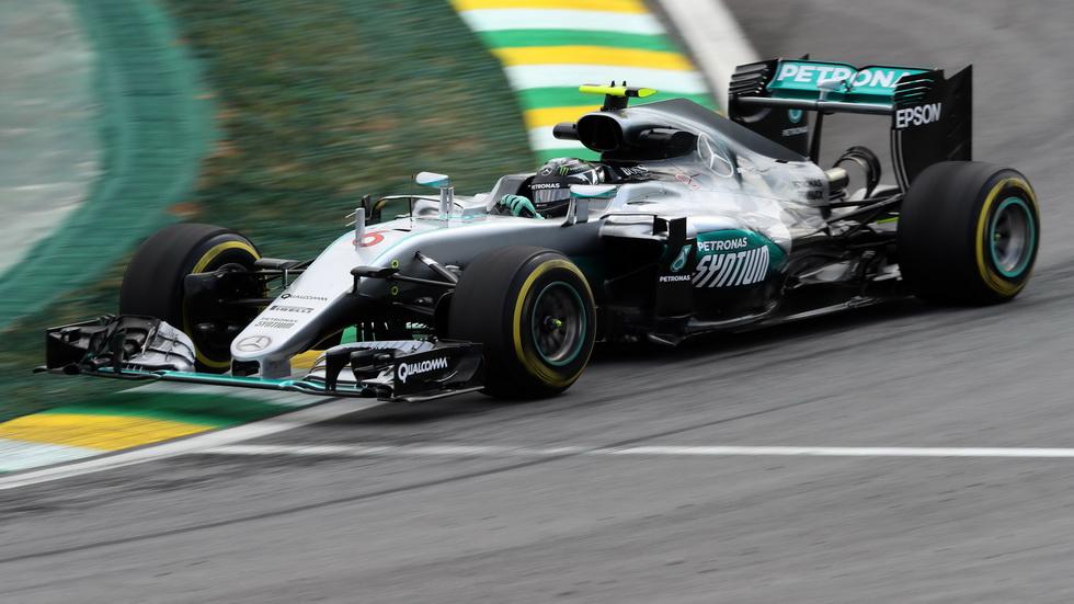 Gran Premio de Brasil: Tercera sesión entrenamientos libres