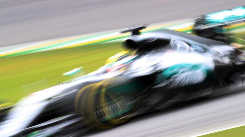 Gran Premio de Brasil: Calificación