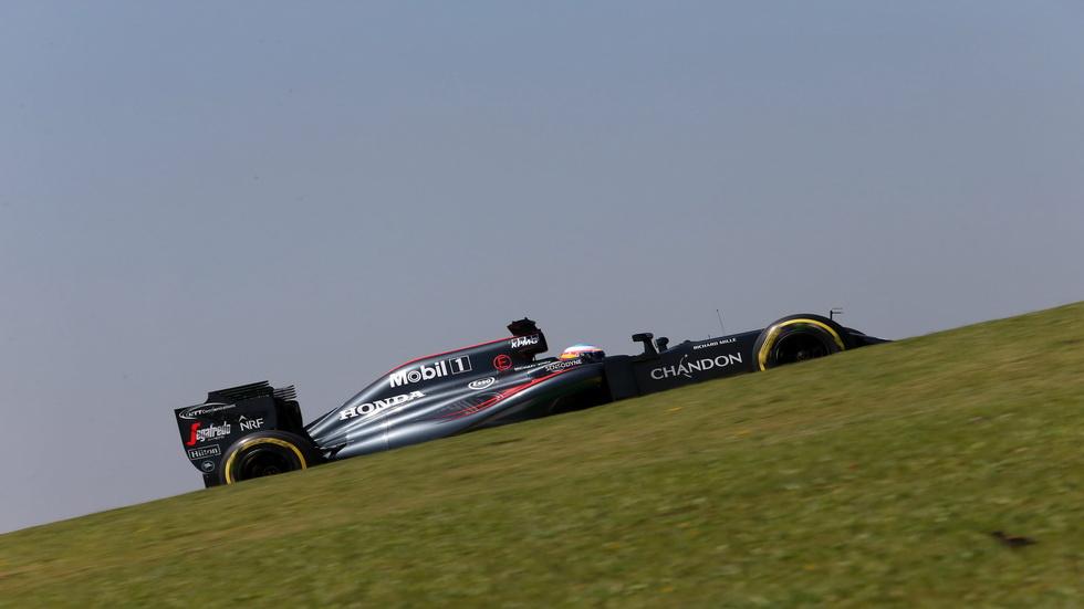 Gran Premio de Brasil: Alonso partirá el décimo