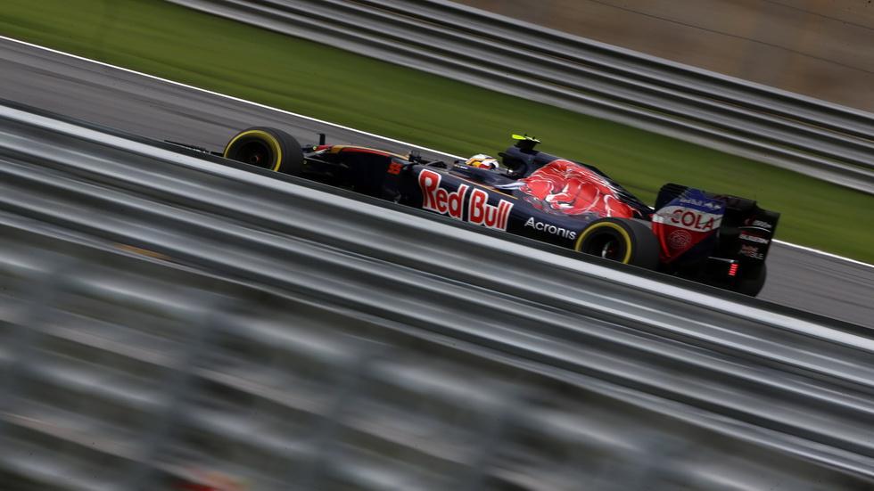 Gran Premio de Brasil: Sainz se calificó en la decimoquinta posición