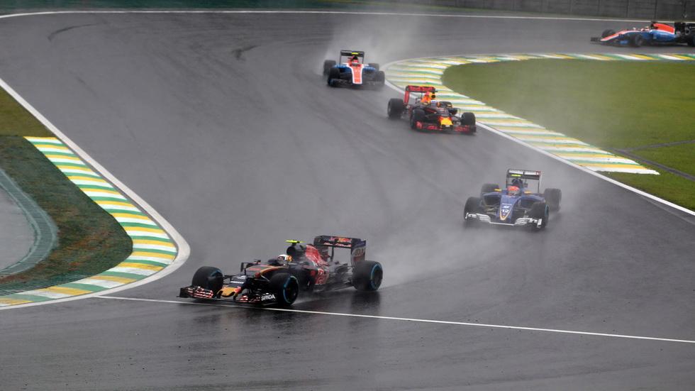 Gran Premio de Brasil: Carlos Sainz terminó quinto en carrera