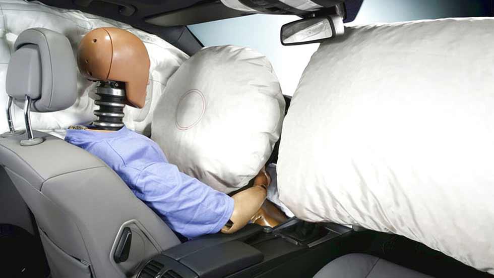 21 cosas que no sabías sobre los airbags de los coches