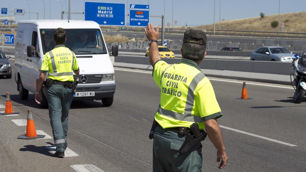 El dudoso liderazgo de España: 3 de cada 10 conductores, positivo en drogas