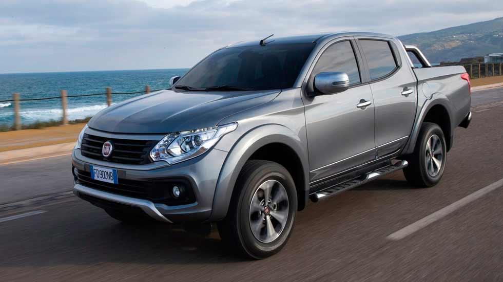 Fiat Fullback, un pick-up italiano con ADN japonés